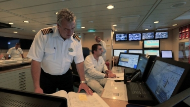 Powering a Cruise Ship: The Role of a Royal Caribbean Chief Engineer