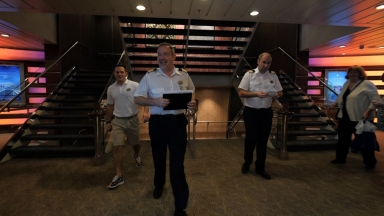 Preparing For A Smooth Sailing: A Day in the Life of a Royal Caribbean Hotel Director