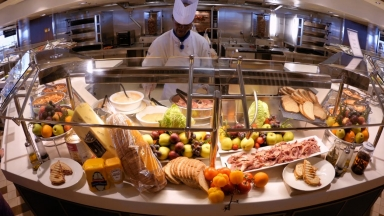 A Bite of the Big Apple: Royal Caribbean Brings a New York Deli to Anthem of the Seas