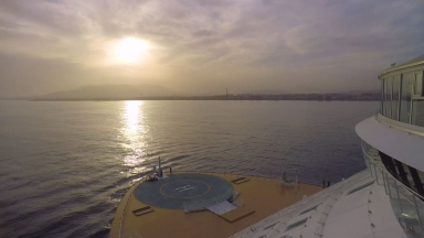 Anchors Away for a Historic Journey: Royal Caribbean's Harmony of the Seas Begins Her Transatlantic Crossing