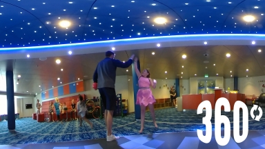 360 Fun in Adventure Ocean on Harmony of the Seas