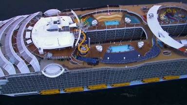 Harmony of the Seas US Sizzle