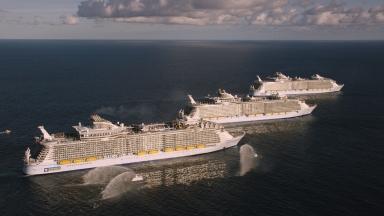 Allure of the seas royal caribbean press center - Allure of the seas fort lauderdale port address ...