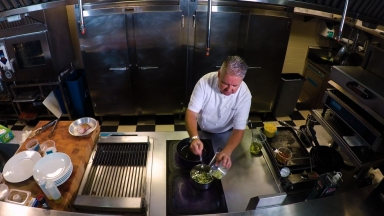 Putting Flavors to the Test: Culinary Creativity in Royal Caribbean's Test Kitchen