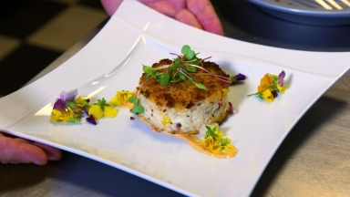 Pleasing Palates from Around The World: Crafting Royal Caribbean's Main Dining Room Menu