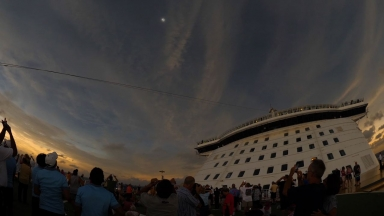 The Total Eclipse on Oasis of the Seas EPK
