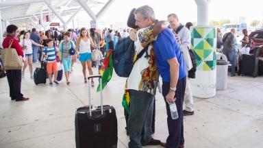 Royal Caribbean International Recuperación del Huracán 2017 EPK - 3 de octubre de 2017