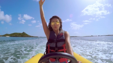 Royal Caribbean Adventurist Shay Mitchell Experiences the Caribbean Teaser