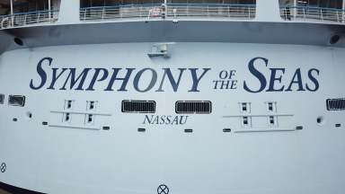 Symphony of the Seas: 30 Days and Counting