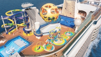 Mariner of the Seas Sky Pad
