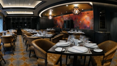 Symphony of the Seas Chops Grille B-Roll