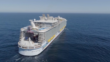 Symphony of the Seas Overview B-roll