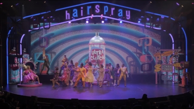 Symphony of the Seas Hairspray B-roll