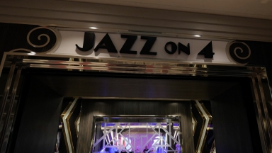 Symphony of the Seas Jazz on Four B-roll