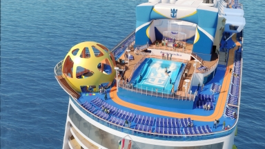 Royal Caribbean's Kids-Only Program: Adventure Ocean Makes Cruising