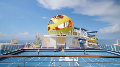 Take a Tour of the Mariner of the Seas Sports Deck