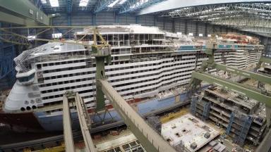 Spectrumof the SeasConstruction Update
