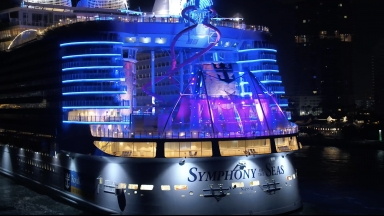 Symphony of the Seas U.S. Press Briefing Sizzle