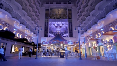 Take a Tour of Symphony of the Seas' Boardwalk