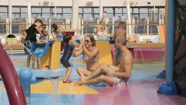 Take a Tour of the Family Adventures on Symphony of the Seas