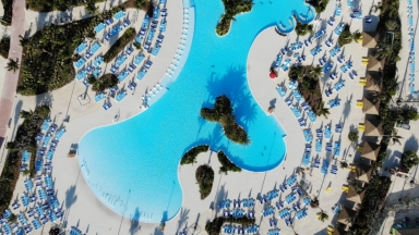 Oasis Lagoon at Perfect Day at CocoCay B-Roll
