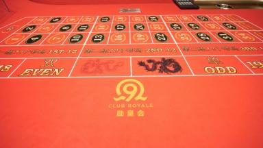 Spectrum of the Seas Casino Royale B-Roll