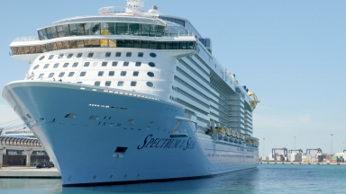 Royal Caribbean Welcomes Spectrum of the Seas to the Fleet: First Quantum Ultra Ship Features New Innovations and Experiences