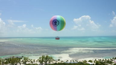 Ready for Liftoff: Royal Caribbean Unveils Up, Up and Away on Private Island Perfect Day at CocoCay in The Bahamas
