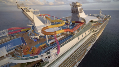 Navigator of the Seas Sails Amped Up with Firsts and Favorites
