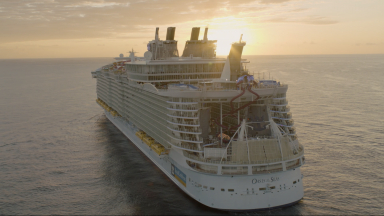 Oasis of the Seas Overview B-roll
