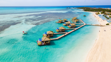 Coco Beach Club at Perfect Day at CocoCay B-Roll