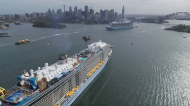 Spectrum of the Seas Humanitarian Cruise for Australian Bushfire First Responders EPK