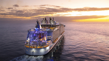 Royal Caribbean Group and Norwegian Cruise Line Holdings Ltd. B-roll