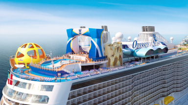 Game-changing Odyssey of the Seas to Debut in Israel, Arriving May 2021