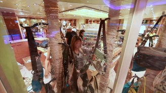 Shop Til You Drop: A Seaworthy Shopping Spree