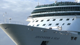Splendour of the Seas B-roll
