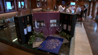 Wine Tastings at Vintages: Royal Caribbean's Wine Bar Offers Exclusive Experiences