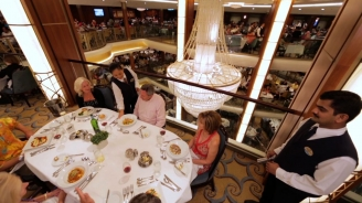 Plating for the Palate: Royal Caribbean Serves Up Sensational in the Main Dining Room