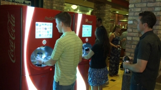 Cruising with Coca-Cola Freestyle: Royal Caribbean and Coke Make a Perfect Blend for Cruisers