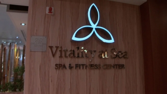 A Sanctuary at Sea: Rejuvenation at the Vitality at Sea Spa and Fitness Center
