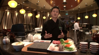 Exotic Izumi: International Flavors Tantalize on Oasis